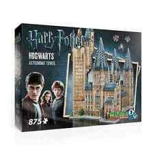 WREBBIT 3D JIGSAW PUZZLE HARRY POTTER HOGWARTS ASTRONOMY TOWER 875 PC  #W3D-2015