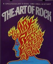 The Art of Rock | The Poster Explosion | Orig. 1987 Promo Poster for the Book