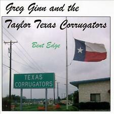 GREG GINN (Black Flag) - Bent Edge (CD 2007) USA Import SST Records