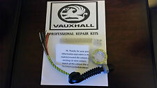 Vauxhall Opel Zafira B Rear Door - Wiring loom repair kit COLOUR MATCHED