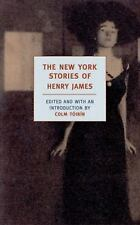 The New York Stories of Henry James (New York Review Books Classics)
