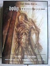 :wumpscut: – Body Census Box Etah 61 2CD Poster Shirt Pin Mousepad Kalender NEU