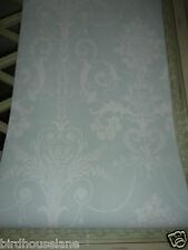 Josette duck egg wallpaper French toile several available