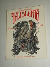 Bard Games 2200 NATURALISTS GUIDE TO TALISLANTAN Fantasy Role-Playing Paperback