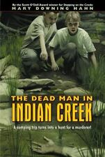 KdFy:  THE DEAD MAN IN INDIAN CREEK Mary D Hahn signed murder mystery action