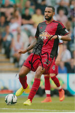 SWANSEA CITY HAND SIGNED KYLE BARTLEY 6X4 PHOTO 6.