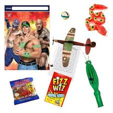 Boys Pre Filled WWE Party Bags Children Ready Made Wrestling Loot Goody Bag