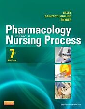 NEW Pharmacology and the Nursing Process by Shelly Rainforth Collins, Julie S 7e