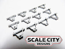 48-103 Passenger Car Center Mount Roof Antenna Brackets FKA KEIL LINE O Scale
