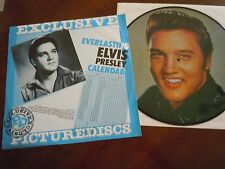 ELVIS PRESLEY  Poor Boy PICTURE DISC LP DENMARK 1984 MINT in EXCLUSIVE sleeve