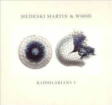 Radiolarians I [Digipak] by Medeski, Martin & Wood (CD, Sep-2008, Indirecto)