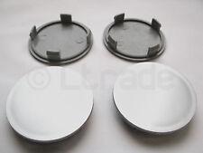 4x Nabenkappen Felgendeckel Nabendeckel Ø 70mm-65mm Silber Felgenkappen NEU