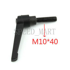 Machinery M10 x 40mm Threaded Knob Adjustable Handle Clamping Lever
