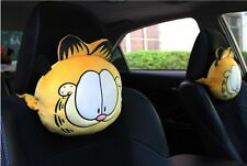 Garfield Car Seat Headrests Neck Cushions 1pc