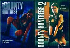 BOUNTY HUNTRESS 1-2-3: Undercover-Sexy Action NEW 3 DVD