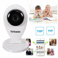 Sricam HD Wireless IP Camera Wifi Security CCTV Baby Pet Home Monitor Indoor hot