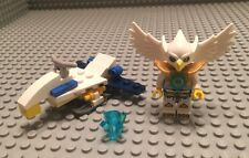 NEW / Lego Chima 30250 / Ewar's Acro Fighter / Polybag / White Bird Man
