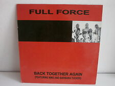 "MAXI 12"" FULL FORCE Back together again 7432130371"