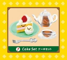 Re-Ment Miniature Sanrio Gudetama Cafe Set # 7 Cake Set