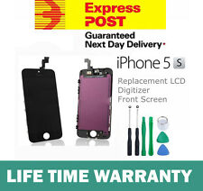For iPhone 5S Replacement LCD Digitizer Front Screen Assembly Panel Tool Black