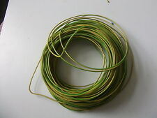2.5mm Single Core/single strand  Cable Wire green/yellow earth