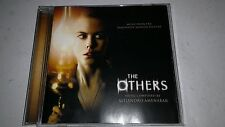 THE OTHERS MOVIE SOUNDTRACK CD
