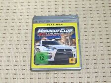 Midnight Club Los Angeles Complete Edition für Playstation 3 PS3 PS 3 *OVP* P