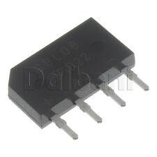 GBL08 Original New Bridge Rectifier Diode 3A 800V Si 4 Pin