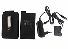 LanParte Portable DSLR Li-Ion Battery LP-E8 6000mAh For Canon 550D 600D 650D