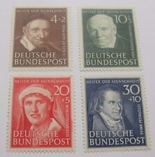 Germany Stamps B320 - B323 (4 Stamps) MH.  See Details and Pictures.