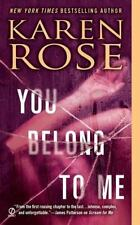 You Belong to Me, Rose, Karen, 0451233573, Book, Acceptable