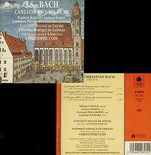BACH  cantates BWV 180, 49 & 115  SCHLICK SCHOLL - COIN / ASTRÉE