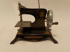 Lindstrom ORNATE Antique Toy Sewing Machine Rare No Reserve