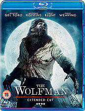 The Wolfman (Dvd