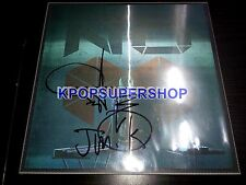 Jun. K Mini Album Vol. 1 Mr. No Autographed Signed Promo CD  2pm 1st