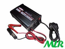 FULLY AUTOMATIC 7 STAGE 12V BATTERY CONDITIONER DESULPHATE & MAINTENANCE CHARGER