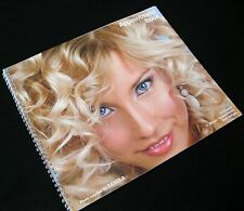 Hair Salon Studio Must Have - TWO Set Appointment Book Large 6 Colum's