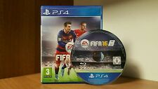 PS4 - FIFA 16 (2016) - Football - Excellent Condition