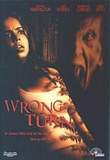 Wrong Turn ( Horror-Thriller ) mit Jeremy Sisto, Eliza Dushku, Emmanuelle Chriqu