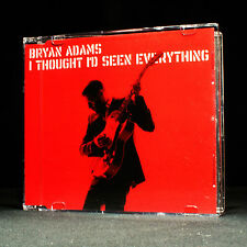 Bryan Adams - I Thought I'd Seen Everything - music cd EP