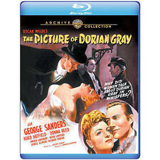 NEW/SEALED - The Picture of Dorian Gray (Blu-ray Disc, 2014)