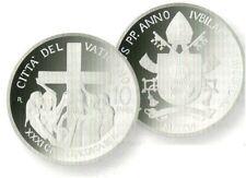 Vatikan 10 Euro Silbermünze 2016 Weltjugendtag Krakau
