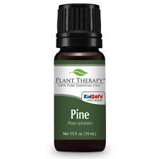 Pine Essential Oil 10 mL (1/3 oz). 100% Pure, Undiluted, Therapeutic Grade