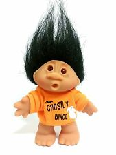 "Troll - Good Luck Halloween ""Ghostly Bingo"" - Black - 5"""