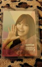 Snsd sooyoung sm town live world tour official photocard card Kpop k-pop apink