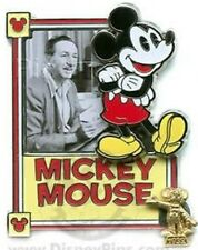 Disney Pin: Award Winning Performance The Creation of Mickey Mouse (LE)