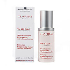 CLARINS Bianco Plus totale spazioso intensiva chiarificare pigmentazione siero