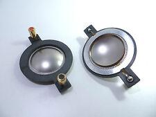 Diafragma adatto per PEAVEY pro12, pro15, pro 175t, 175-t/8 ohm/Voice coil