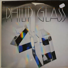 "PHILIP GLASS - GLASSWORKS 12"" LP (W 652)"