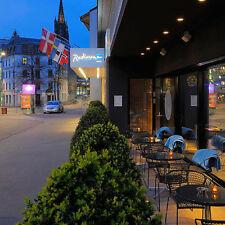Schweiz Kurz-Reise 3 Tage im Herzen von Basel 4* Radisson Blu Hotel - 2 Personen